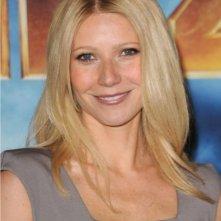 Una radiosa Gwyneth Paltrow al photocall di Iron Man 2 a Los Angeles