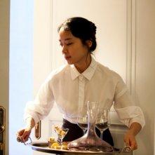 La protagonista del film The Housemaid diretto da  Im Sang-soo