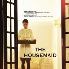 Poster internazionale di The Housemaid