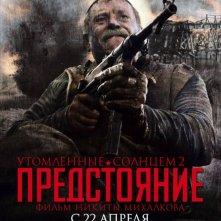 Un character poster per Utomlyonnye solntsem 2