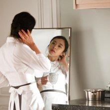 Una scena del dramma The Housemaid di Im Sang-soo