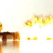 Una sequenza drammatica del film Utomlyonnye solntsem 2