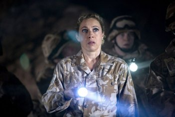 Doctor Who: Alex Kingston nell'episodio The Time of Angels