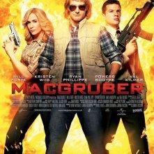 Nuovo poster per il film MacGruber