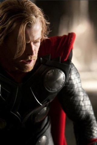 La prima immagine di Chris Hemsworth nei panni di Thor