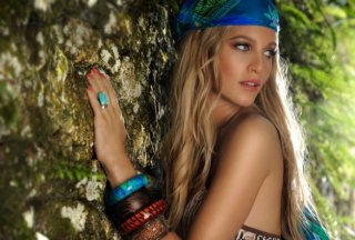 Un'immagine promozionale di Liz Solari