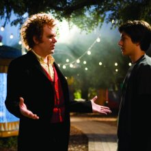 John C. Reilly e Chris Massoglia nel film Aiuto Vampiro