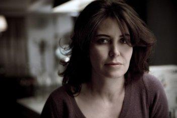 Sabina Guzzanti, regista e autrice del film Draquila - L'Italia che trema