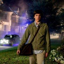 Un'immagine di Chris Massoglia, protagonista del film Aiuto Vampiro