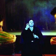 Un'immagine suggestiva tratta dal film Aiuto Vampiro