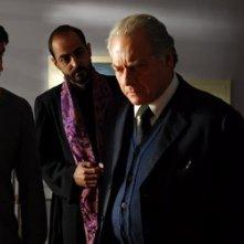 Giorgio Colangeli in una scena del film Sono viva