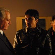 Giorgio Colangeli, Massimo De Santis e Marcello Mazzarella in una scena del film Sono viva