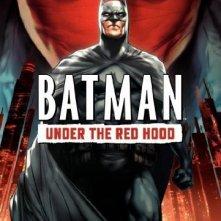 La locandina di Batman: Under the Red Hood
