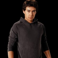 Tyson Houseman nel ruolo di Quil Ateara in uno scatto promo del film The Twilight Saga: Eclipse