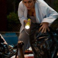 Un'immagine di Jennifer Lopez dal film Piacere, sono un po' incinta