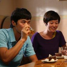 Una scena del film corano Hahaha
