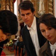 Una scena del film Lo strano caso di Angelica, di Manoel de Oliveira
