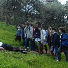 Una scena tratta dal film Lo strano caso di Angelica, di Manoel de Oliveira