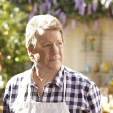 90210: Ryan O'Neal nell'episodio Meet The Parent