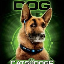 Character Poster (Top Dog) per Cats & Dogs: The Revenge of Kitty Galore
