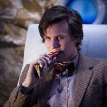 Doctor Who: Matt Smith nell'episodio Flesh and Stone