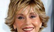 Jane Fonda e Catherine Keener a Woodstock