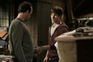 Scott Patterson e Matt Lanter nell'episodio Multiple Choices di 90210
