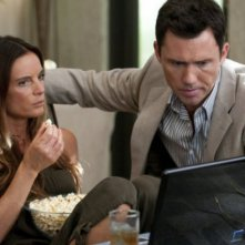 Burn Notice: Gabrielle Anwar e Jeffrey Donovan nell'episodio Enemies Closer