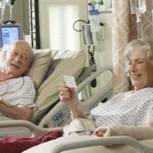 Grey's Anatomy: Alan Mandell e Marion Ross nell'episodio Shiny Happy People