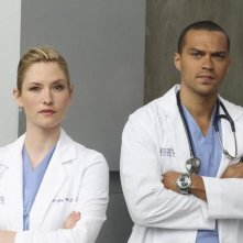 Grey's Anatomy: Chyler Leigh e Jesse Williams nell'episodio How Insensitive