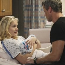 Grey's Anatomy: Leven Rambin ed Eric Dane nell'episodio Hook, Line and Sinner