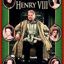La locandina di Henry VIII