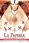 La locandina italiana de La papessa
