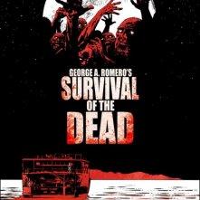 Nuova locandina di Survival of the Dead