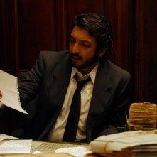 Ricardo Darín è Benjamín Espósito nel film Il segreto dei suoi occhi