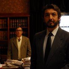 Ricardo Darín e Guillermo Francella in una scena del film Il segreto dei suoi occhi