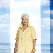 Sharon Gless è Madeline Westen in una foto promozionale della stagione 4 di Burn Notice