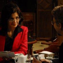 Soledad Villamil e Ricardo Darín insieme nel film Il segreto dei suoi occhi