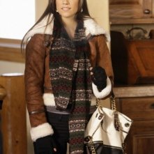 Alex (Jana Kramer) in un momento dell'episodio Almost Everything I Wish I'd Said the Last Time I Saw You