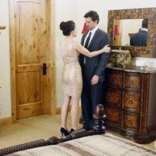 Brooke (Sophia Bush) e il suo uomo (Austin Nichols) nell'episodio Almost Everything I Wish I'd Said the Last Time I Saw You