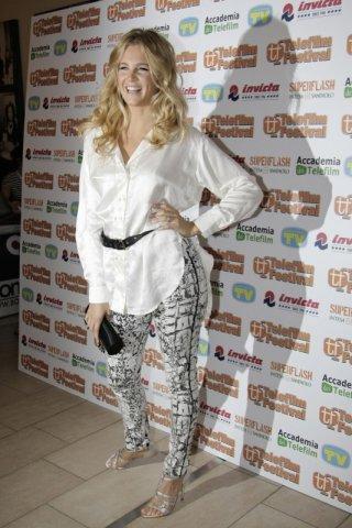 Liz Solari, ospite del Telefilm Festival 2010