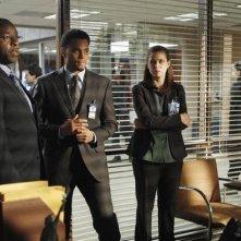 FlashForward: Courtney B. Vance, Michael Ealy e Christine Woods nell'episodio Course Correction