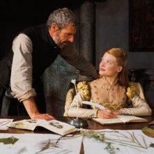 Una scena del film La princesse de Montpensier di Tavernier