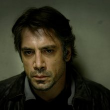 Wallpaper: un intenso Javier Bardem in Biutiful
