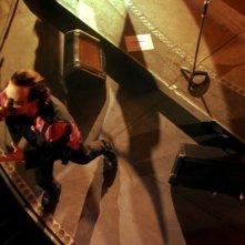 Bono, leader degli U2, in un'immagine del film U2 3D