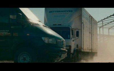 Gangster's Paradise: Jerusalema - Trailer
