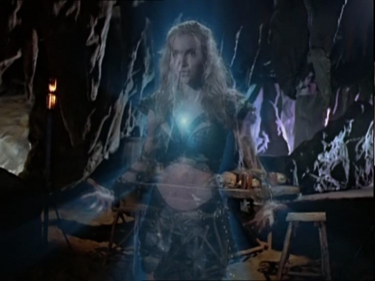 Hudson Leick In Xena Contro Callisto E Marte Xena Principessa Guerriera 161426