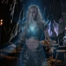 Hudson Leick in Xena contro Callisto e Marte ( Xena principessa guerriera )