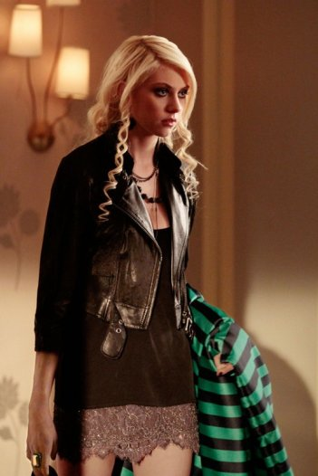 Jenny (Taylor Momsen) nell'episodio Ex-Husbands and Wives di Gossip Girl