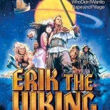 La locandina di Erik Il Vichingo